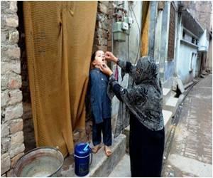 Polio Cases Receding Worldwide
