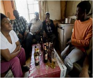 South Africa Gripped by Heavy Drinking Toll