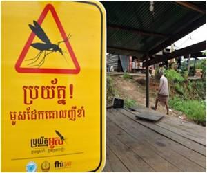 Western Cambodia Hotspot for Drug-Resistant Malaria