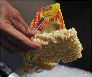 Study Says Instant Noodles Carry Health Risks for Women