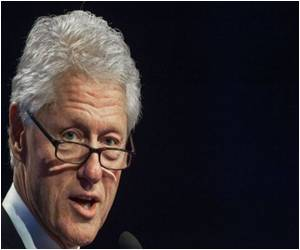 Bill Clinton Receives the Most Coveted Award