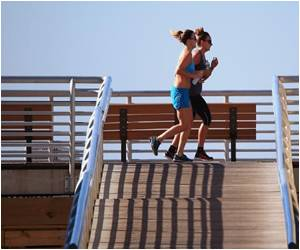 Light Jogging Thrice a Week Best for Longevity