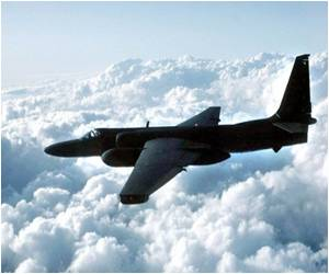Brain Lesions Detected in Spy Plane Pilots