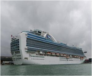 Pacific Cruise Ship Battling Norovirus