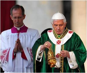 Pope Benedict XVI Names First Native American Saint