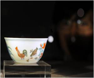 Rare Chinese 'Chicken Cup' Worth $38 Million