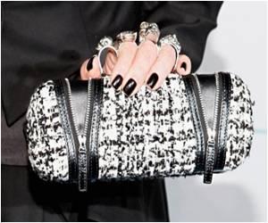 Hong Kong Police Target Designer Knuckleduster-style  Bags