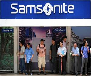 Hong Kong Health Panic Deports Samsonite's Tokyo Chic