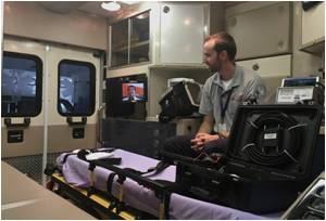 Tablet-Based System Helps Improve Pre-Hospital Stroke Care