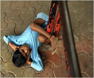 Struggle for Disabled Indians Highlighted by Case of Boy Tied to Bus Stop