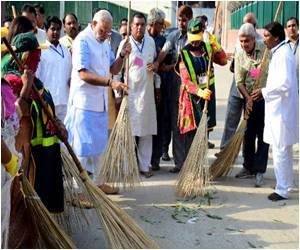 Cleanliness Drive Gains Momentum in India