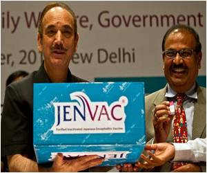 Indigenous Vaccine for Japanese Encephalitis Introduced by India