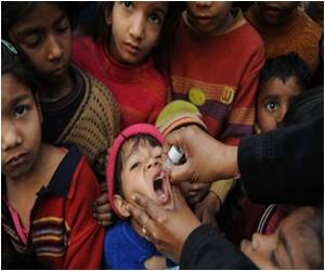 Officials Say Pakistan Set to Record Highest Number of Polio Cases