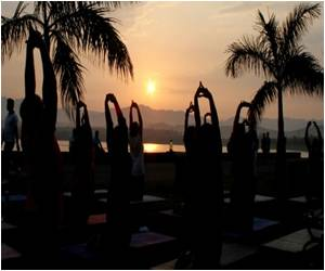 Shorter Prison Term for Indian Inmates Who Pass a Yoga Examination