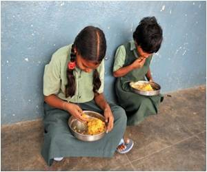 42 Percent of Kids in India are Underweight