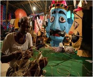 India Celebrates Dussehra Festival