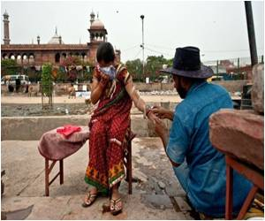 'Impure' Blood Drained to Cure Ills by India's Poor