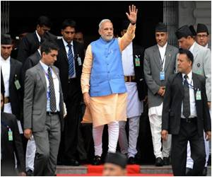 On Maiden US Visit, India's PM Pulls Out All Fashion Stops