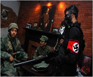 Nazi-themed Indonesian Cafe Finally Reopens