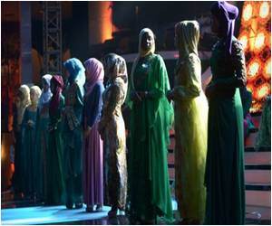Muslim Beauty Pageant Up Against Miss World