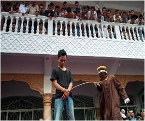 Indonesian Aceh Proposes 100 Lashes of the Cane for Gay Sex