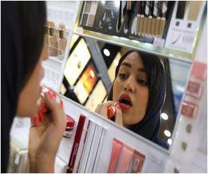 Makeup Speaks Volume for Iranian Women