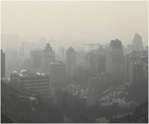 Air Pollution in Iran's Capital Hits Worst Level in 9-Months