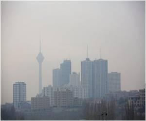 Heavy Smoke in Chinese City