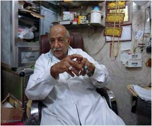 Creams and Circumcisions are the Panacea Offered by Iraq's Hajji the Healer