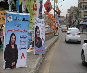Female Lawmakers Fight for Women's Rights in Iraq Campaign