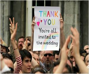 Gay Marriage Becomes Legal, Bill Signed Into Law In Ireland