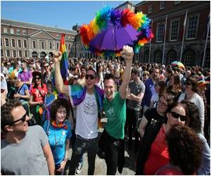 Ireland Celebrates After Huge 'Yes' to Legalize Gay Marriage