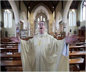 Ireland's Singing Priest, Father Ray Kelly, Becomes Global Sensation Within a Year