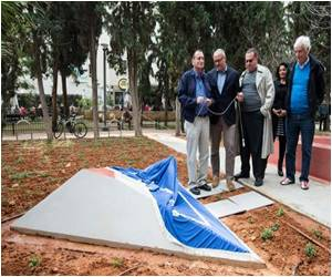 Israel Unveils a Memorial for Gay Victims of Nazis