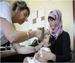 Nationwide Polio Vaccination Campaign in Israel