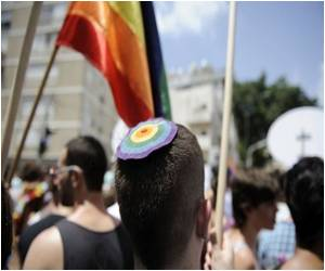Tens of Thousands of People Celebrated Israel's Annual Gay Pride Parade