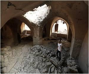 Gaza Heritage Wilts in War