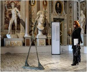 Exhibit to Explore Power of Human Body by Giacometti in Rome