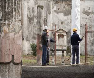 Italian Government Assures UNESCO That Efforts are Being Made to Restore Pompeii