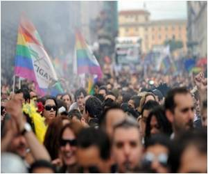 Rome Gets on the Streets to Support Gay Rights