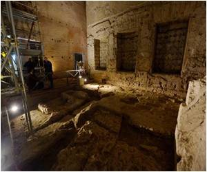 Italy Appeals to the Sponsors to Restore Nero's Golden House