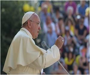 Pope Francis Denounces 'scourge of Unemployment'