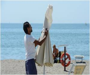 As Italy's Private Beaches Protest Parasols Go on Strike