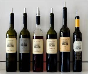 Glimpse of Old World Wine Beneath New World Vines