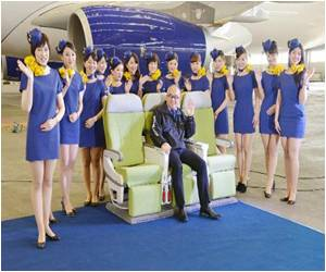 Japan Budget Airline Flows into Rough Air With Mini-skirt Outfits