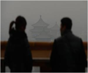China's Air Pollution Blown Over Japan