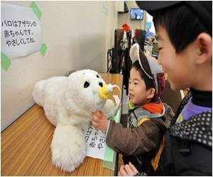 Robot Seals Help Alleviate Depression Among Japan Tsunami Survivors