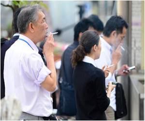 Japan's Smoking Rate Drops Below 20 Percent