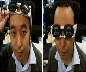 Digital Eyes Developed by Japanese Scientist Show Your Emotions for You