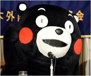Japan Bear Mascot Roars to Marketing Success